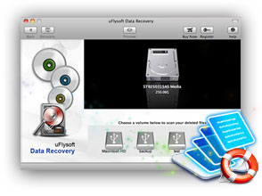 uflysoft files recovery on your mac